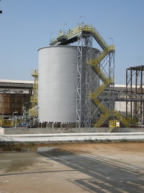Резервоар фосфорна Агрополихим